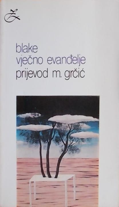 Blake-Vječno evanđelje