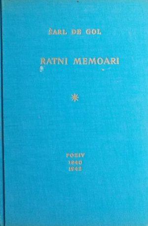 De Gol-Ratni memoari