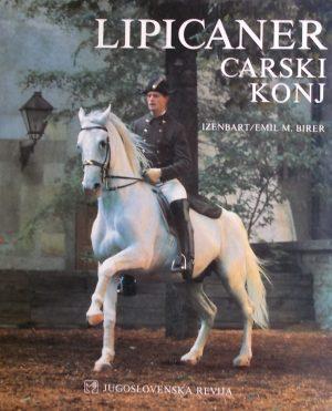 Izenbart: Lipicaner: carski konj