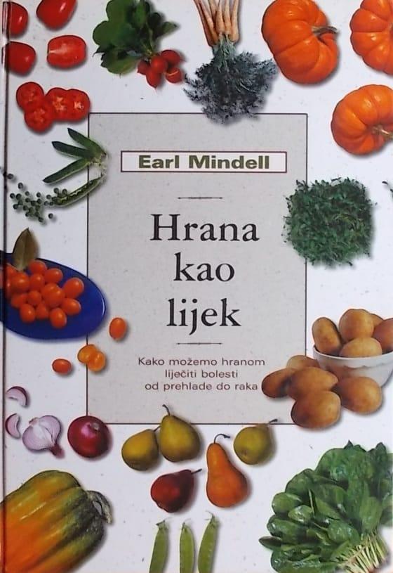 Mindell: Hrana kao lijek