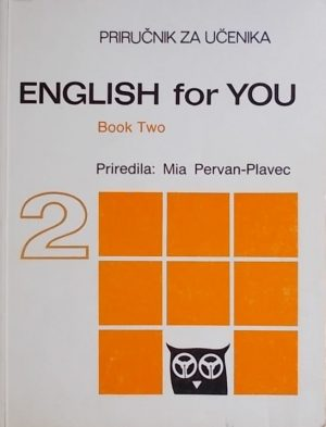 Pervan-Plavec-English for You 2-priručnik za učenika