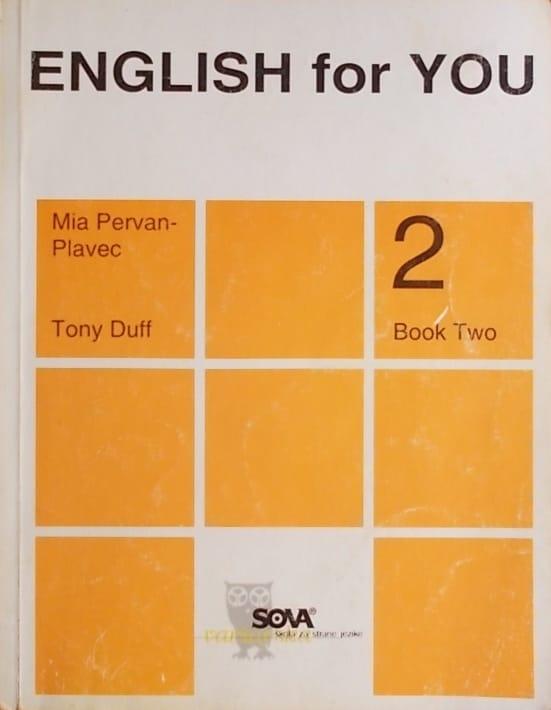 Pervan-Plavec-English for You 2