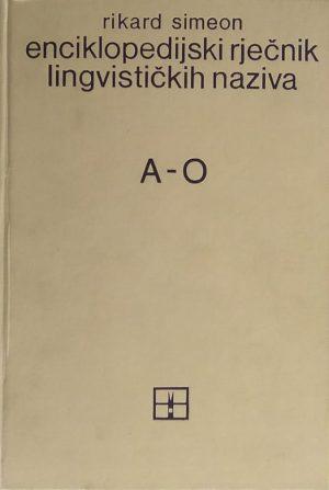 Simeon: Enciklopedijski rječnik lingvističkih naziva
