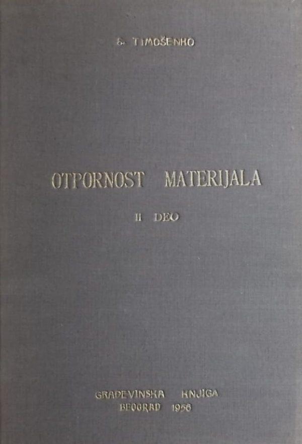 Timošenko-Otpornost materijala 2