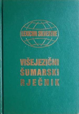 Višejezični šumarski rječnik 1. dio