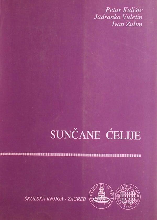 Kulišić, Vuletin, Zulim: Sunčane ćelije