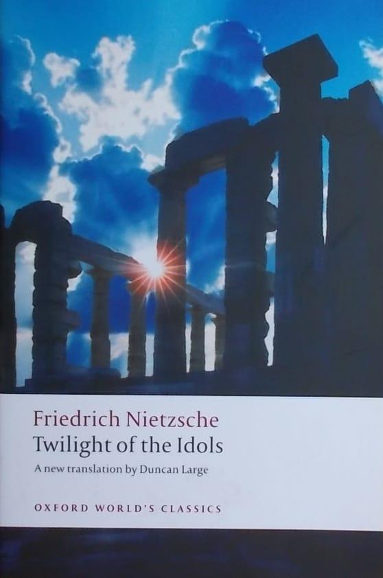 Nietzsche-Twilight of the Idols
