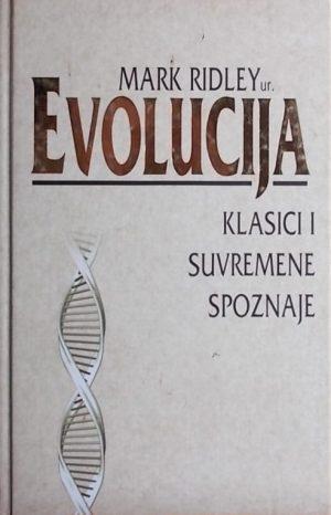 Ridley: Evolucija: klasici i suvremene spoznaje