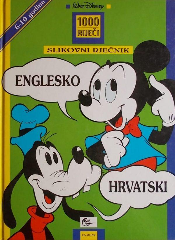 Slikovni rječnik englesko-hrvatski