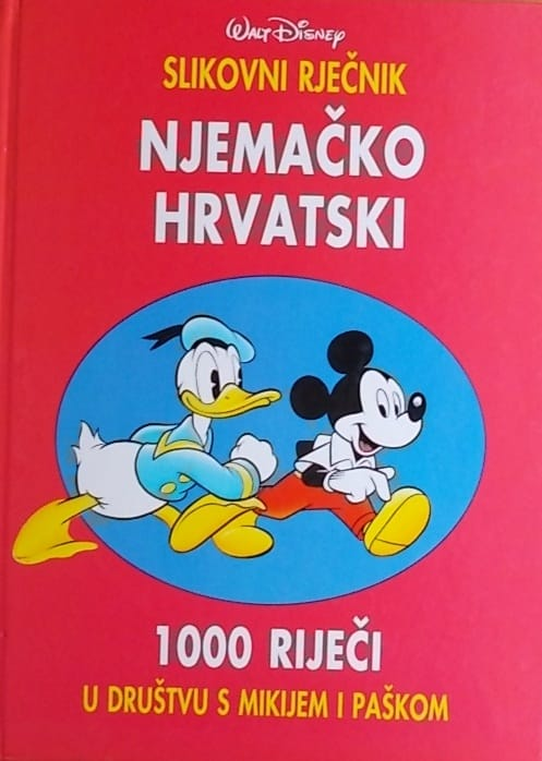 Slikovni rječnik njemačko-hrvatski