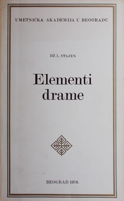 Stajen-Elementi drame