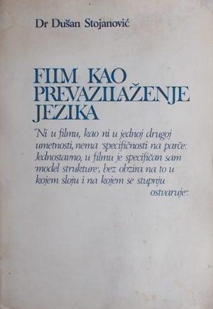 Stojanović: Film kao prevazilaženje jezika