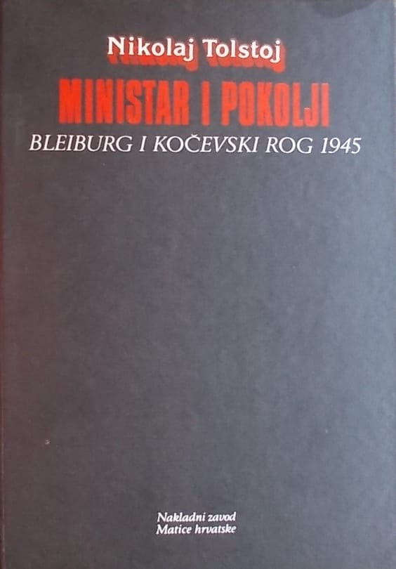 Tolstoj: Ministar i pokolji