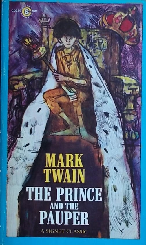 twain-the prince and the pauper