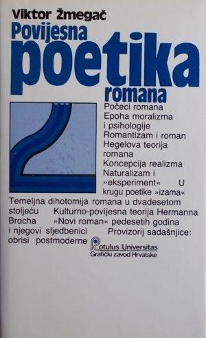 Žmegač: Povijesna poetika romana
