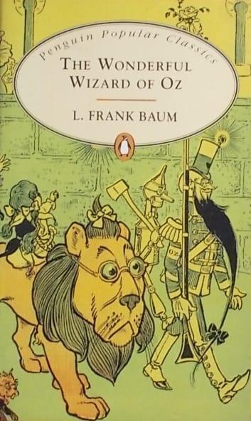 baum-the wonderful wizard of oz