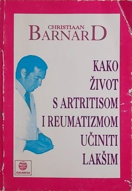 Bernard: Kako život s artritisom i reumatizmom učiniti lakšim