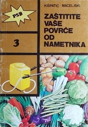 Kišpatić, Maceljski: Zaštitite vaše povrće od nametnika