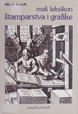 Klajn-Mali leksikon štamparstva i grafike