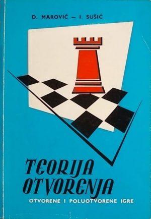Marović: Teorija otvorenja: prva knjiga