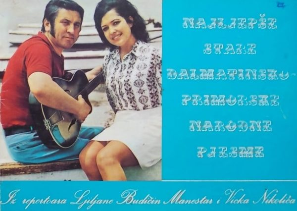 Najljepše stare dalmatinsko primorske narodne pjesme