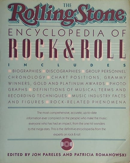 Encyclopedia of Rock & Roll