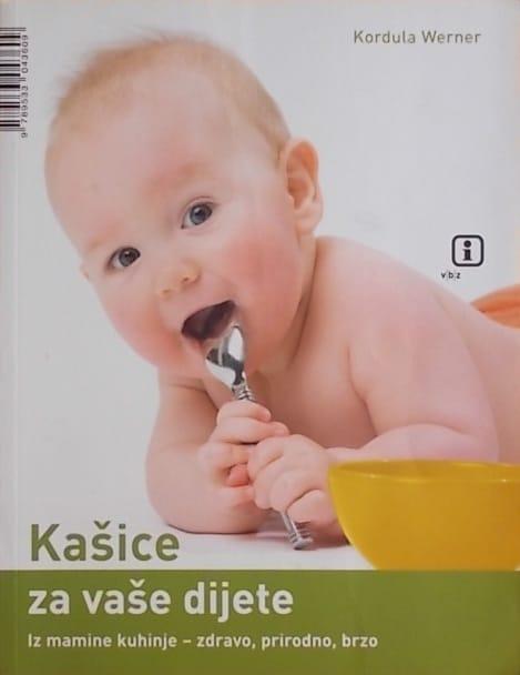 Werner: Kašice za vaše dijete