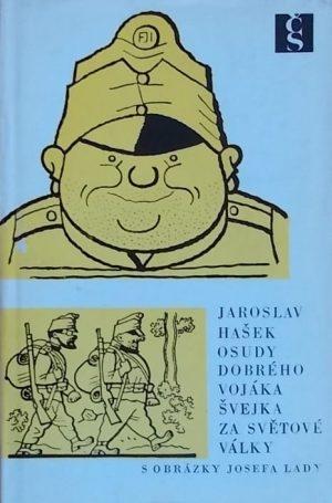 Hašek-Osudy dobreho vojaka Švejka za svetove valky