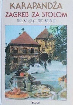 Karapandža-Zagreb za stolom