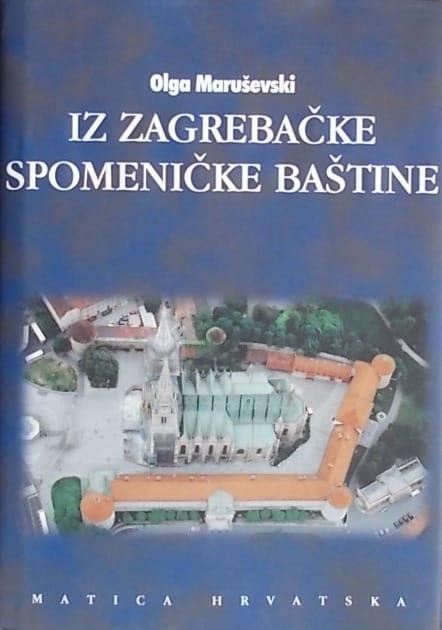 Maruševski-Iz zagrebačke spomeničke baštine