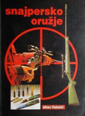 Rabatić: Snajpersko oružje