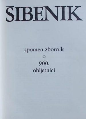 Šibenik-spomen zbornik
