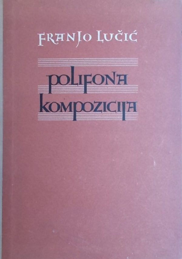 Lučić: Polifona kompozicija