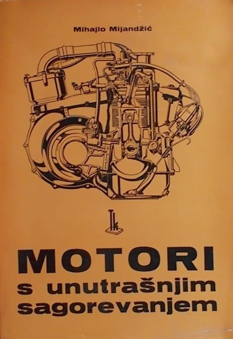 Mijandžić: Motori s unutrašnjim sagorevanjem