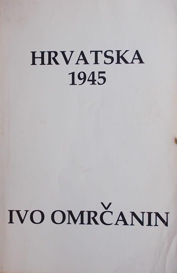 Omrčanin-Hrvatska 1945