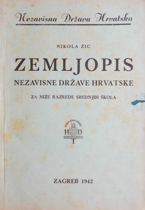 Žic-Zemljopis NDH
