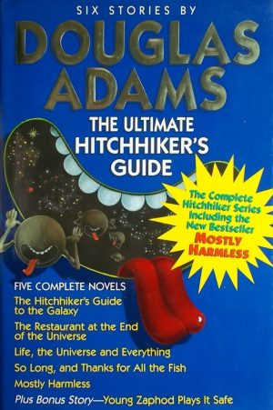 adams-the ultimate hitchhikers guide