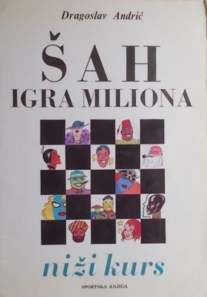 Andrić: Šah igra miliona: niži kurs