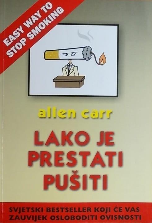 Carr-Lako je prestati pušiti