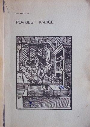Dahl: Povijest knjige: od antike do danas