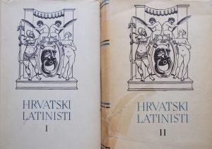 Hrvatski latinisti 1-2