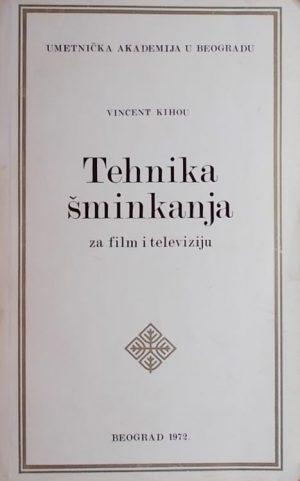 Kihou: Tehnika šminkanja za film i televiziju