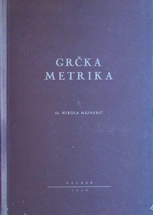 Majnarić: Grčka metrika