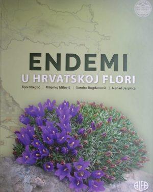 Nikolić-Endemi u hrvatskoj flori