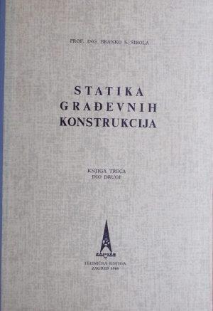 Širola: Statika građevnih konstrukcija III/2