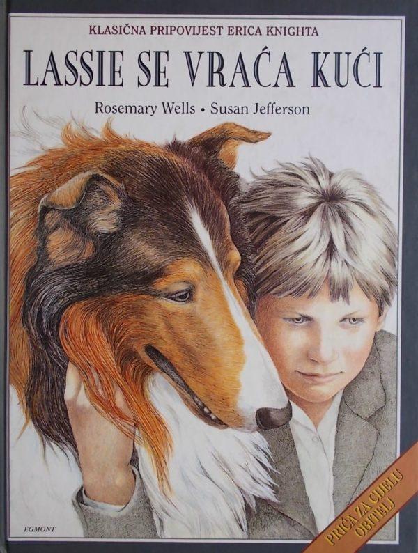 Wells: Lassie se vraća kući