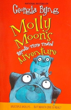 Byng-Molly Moon's Hypnotic Time Travel Adventure