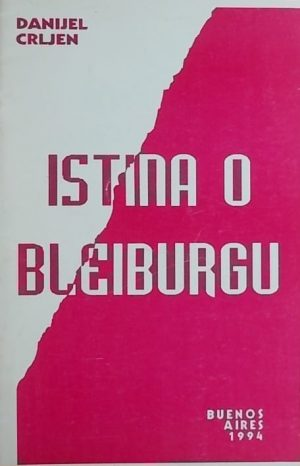 Crljen: Istina o Bleiburgu