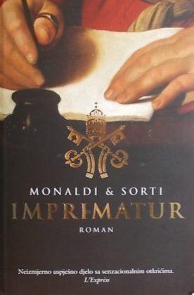 Monaldi i Sorti-Imprimatur