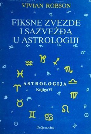 Robson: Fiksne zvezde i sazvežđa u astrologiji
